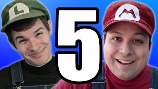 Stupid Mario World - Episode 5