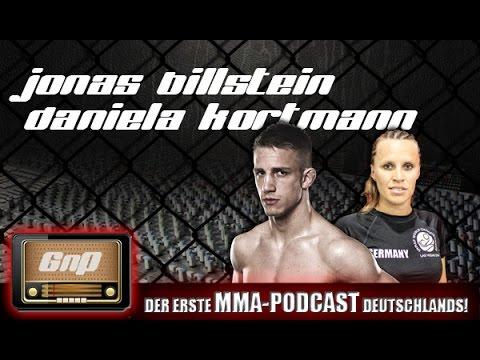 GnP Radio 30.10.2015: Jonas Billstein & Daniela Kortmann im Interview
