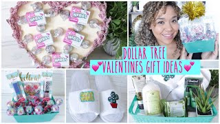 Dollar Tree DIY Valentines GIFT IDEAS
