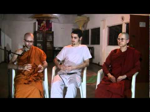 Ask A Monk: Right Concentration As The Jhanas