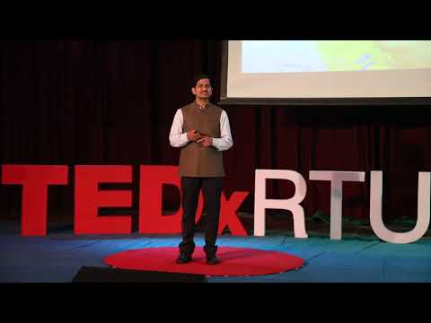 CONNECTING STUDENTS, BRIDGING DREAMS | MOHAMMAD IMRAN KHAN | TEDxRTU