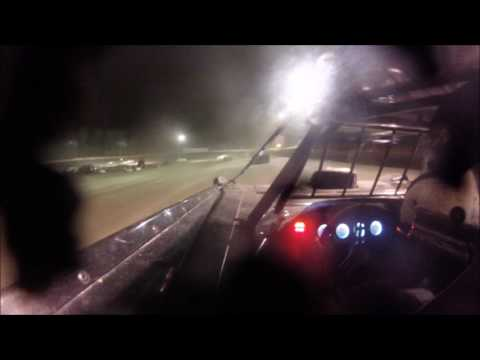 Brad Mickley Hilltop Speedway GoPro Feature 6-24-17