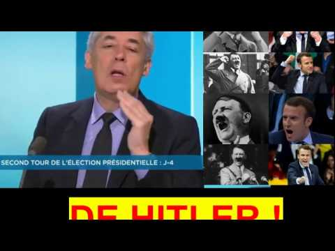 MACRON ''CRYPTO NAZI'' a déjà perdu les elections  !