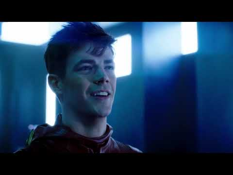 The Flash Season 4 Episode 9 (Don't Run) In English