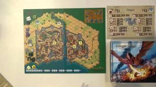Dragon Rage - BoardGameGeek Booth - Essen Spiel 2011