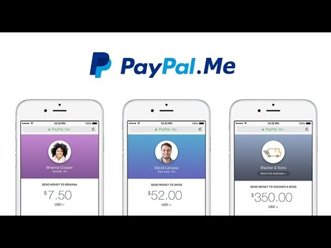 How To Make A Paypal Donate Link Or Button 2017 - PayPal Tutorial