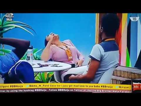 Download TBoss Jealous As Gifty Kisses Tony - BBNaija - Big Brother Naija 2017