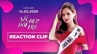 SẮC ĐẸP DỐI TRÁ - REACTION CLIP SAU KHI XEM PHIM - KC- 14-02-2020
