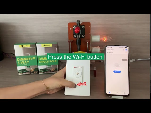 6.WiFi connection - EZ mode