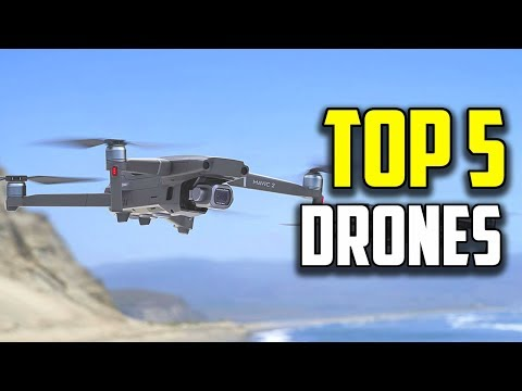 Top 5 Best Drones of [2019]