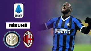 Résumé - L'Inter Milan en mode remontada contre l'AC Milan : de 0-2 à 4-2 !