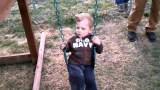 Big Boy Swingset.