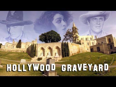 FAMOUS GRAVE TOUR - Forest Lawn Glendale #4 (James Arness, Alla Nazimova, etc.)