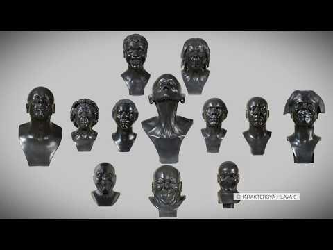 Franz Xavier Messerschmidt - Charakterové hlavy