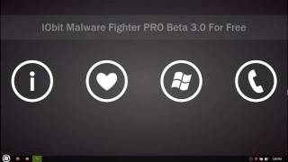 IObit Malware Fighter PRO Beta 3.0 For Free With Genuine Serials