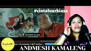 Download Lagu Extraordinary Love by Andmesh Kamaleng•Reaction mp3