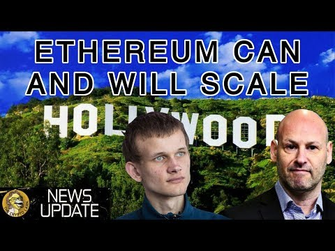 Big Ethereum Development, Crypto Movie, & BTC Mining War Heats Up - Bitcoin & Cryptocurrency News