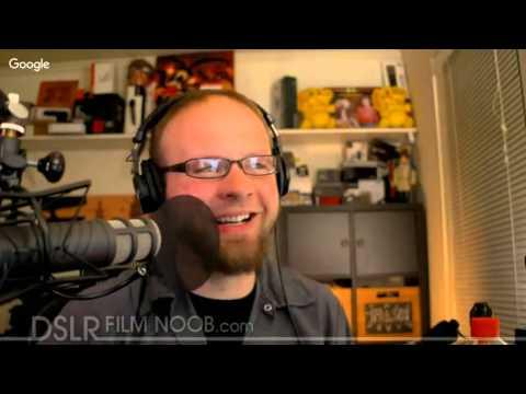 Lytro Cinema camera, Gratical Eye, HTC 10 and more. DSLR FILM NOOB Podcast Ep 97