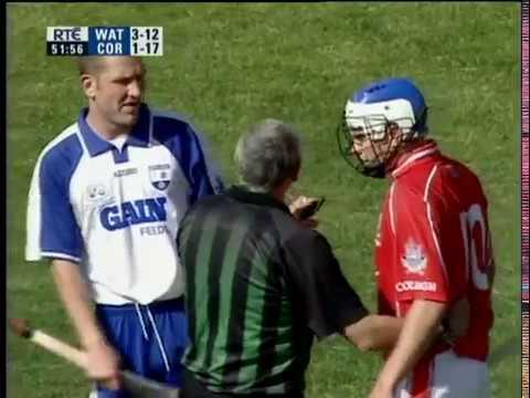 2004 Munster Senior Hurling Final  Waterford v Cork 2nd Half