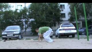 Parkour КЛАН :4 days with my friends (Камышин,Волжский,Астрахань)
