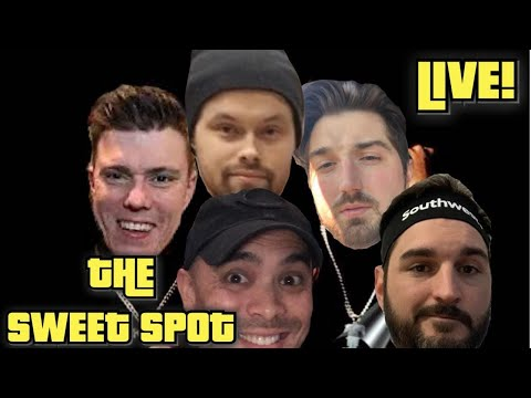SWEET SPOT LIVE STREAM - TALKING STAR WARS HOT TOYS AND MORE