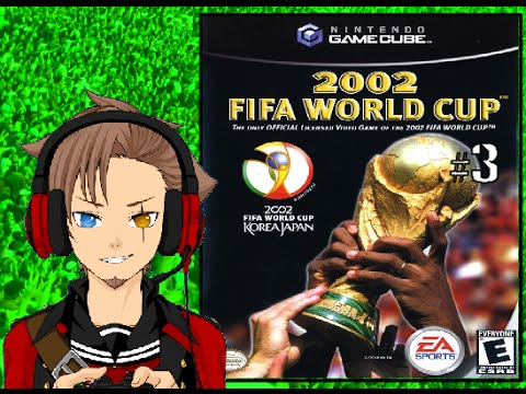 Let's Play 2002 FIFA World Cup part 3/4: Lee Bowyer, The Myth, The Legend