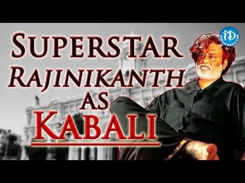 Superstar Rajinikanth's Next Film Titled As Kabali