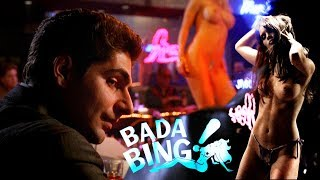Toby Keith - I Love This Bar (The Sopranos) Bada Bing!