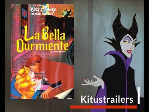 La Bella Durmiente (Trailer en Castellano)