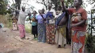 Batwa Pygmies of Kigali