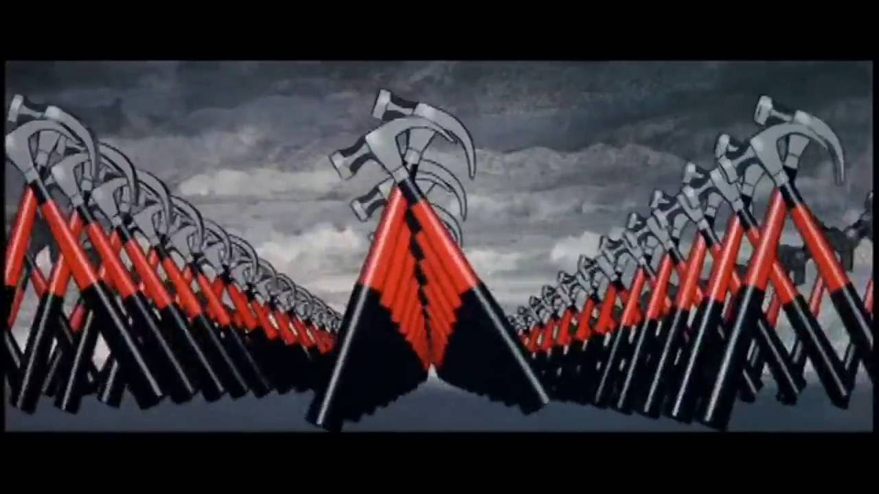 Pink Floyd - The Marching Hammers - YouTube