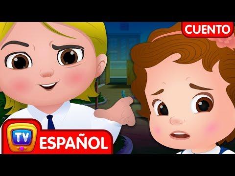 Cussly En El Patio De Recreo | ChuChu TV Cuentacuentos