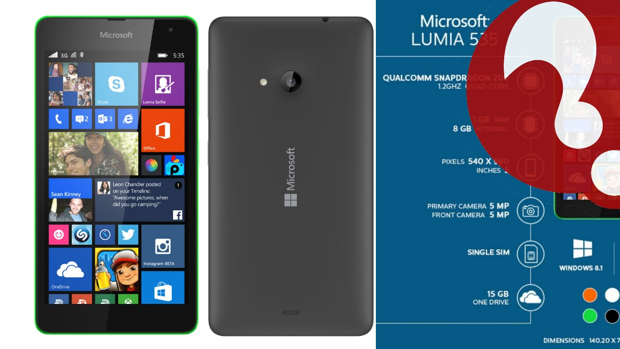Nokia Lumia 630 Unboxing & First Impressions   TechPP