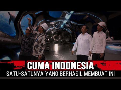 CANGGIH! CUMA INDONESIA, NEGARA DI ASIA TENGGARA YANG BERHASIL MEMBUAT INI