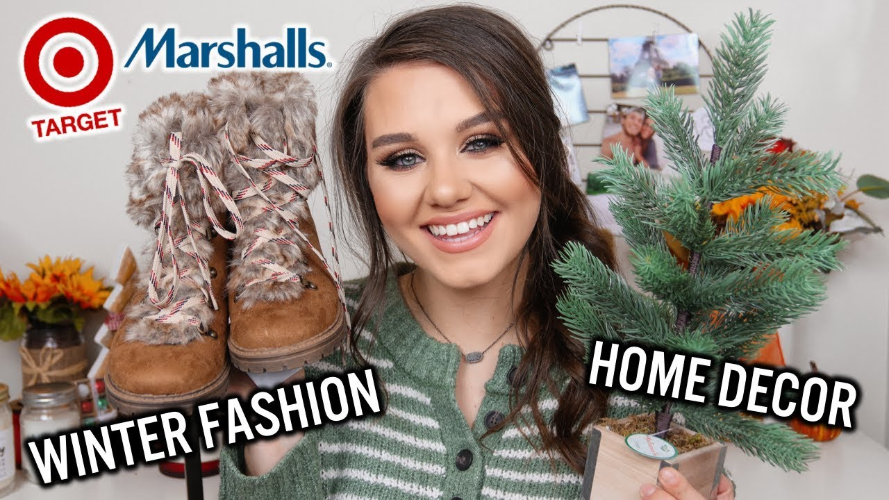 CHRISTMAS HOME DECOR, CANDLES & WINTER FASHION HAUL!