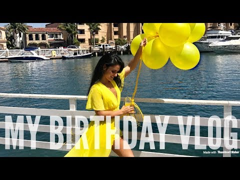 WHAT MADE ME CRY!   MY BIRTHDAY VLOG