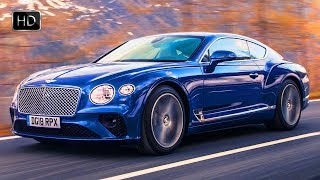 2018 Bentley Continental GT Exterior Interior Design & Driving Footage HD