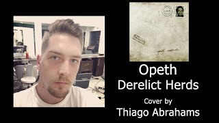 Opeth - Derelict Herds (Guitar Cover)