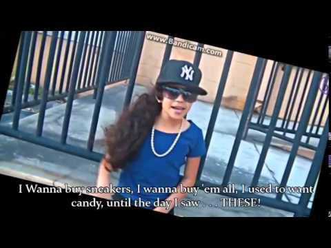 Baby Kaely- Sneakerhead Lyrics ♥