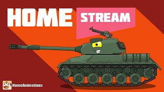 Рисуем Китайские танки - Мультики про танки