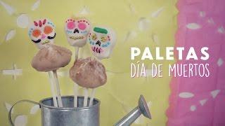 Cakepops sabor a PAN DE MUERTO Paperpop