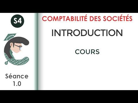 Comptabilité des sociétés (darija): Introduction