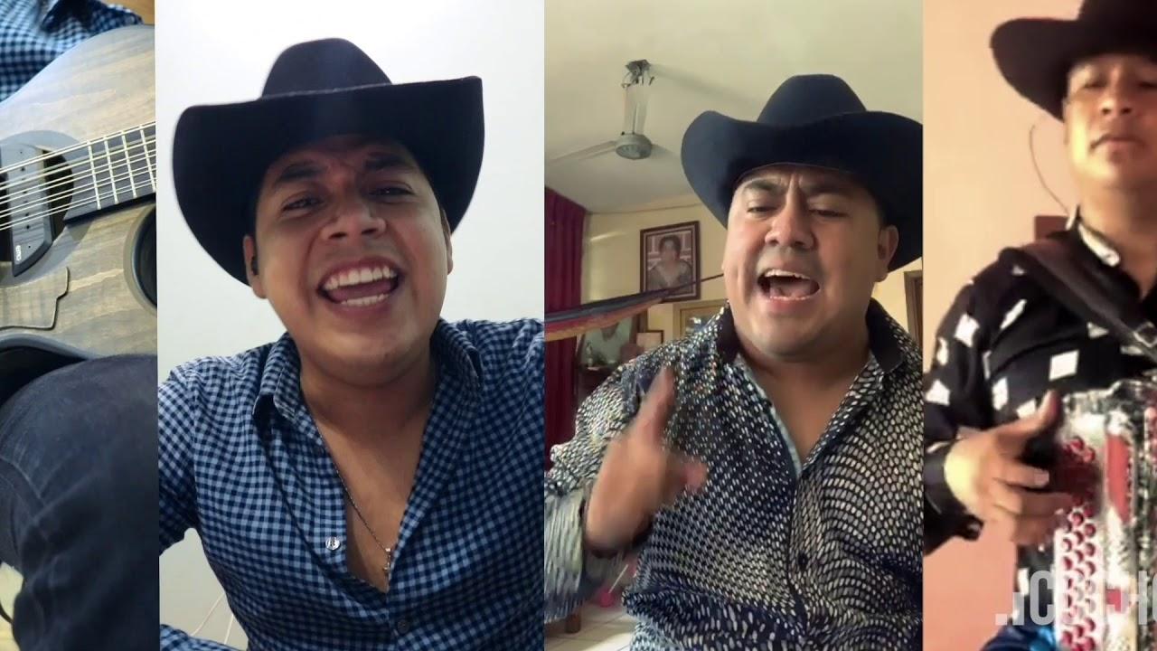 Calaveras Plateadas | Armando Alvear Ft Komando Norteño | En Vivo 2020