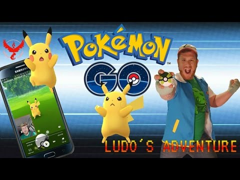I FINALLY CATCH PIKACHU!!! PokemonGo - Ludo's Adventure - Episode 7