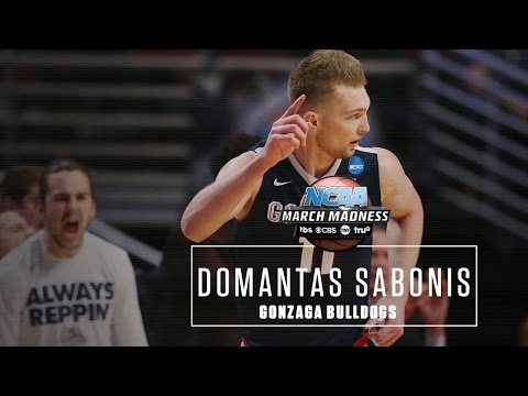 Domantas Sabonis Highlights: 2016 NCAA Tournament