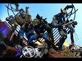 Battle For Earth! Custom Marvel Legends Infinite Series Secret Invasion Skrull Army