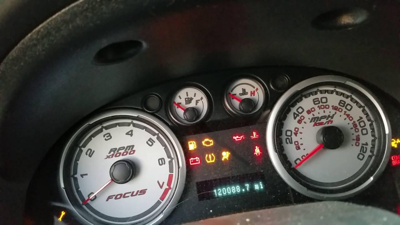 2009 Ford Focus No Crank Start