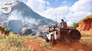 WELCOME TO MADAGASCAR - Uncharted 4 - Part 5
