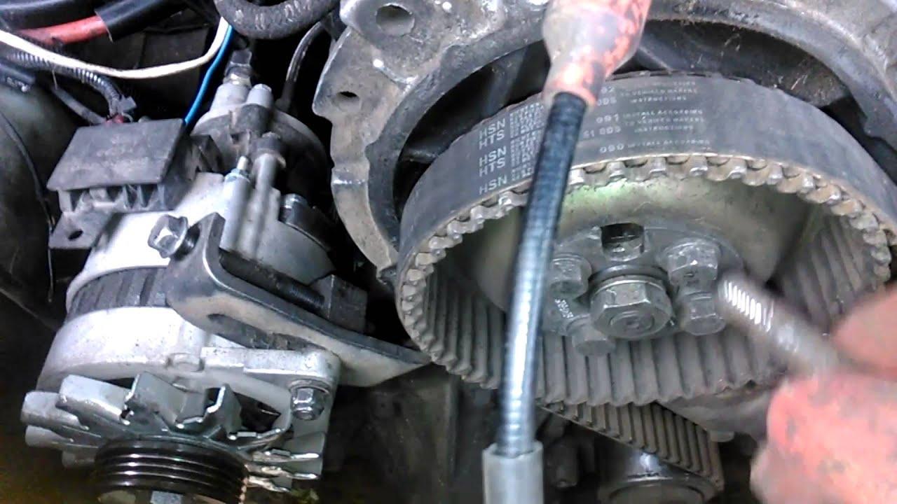 Форд Транзит, течёт корпус топливного фильтра. Устранение .