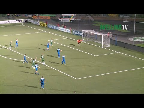 TIM CUP/Avellino-Matera 1-0 (Highlights)